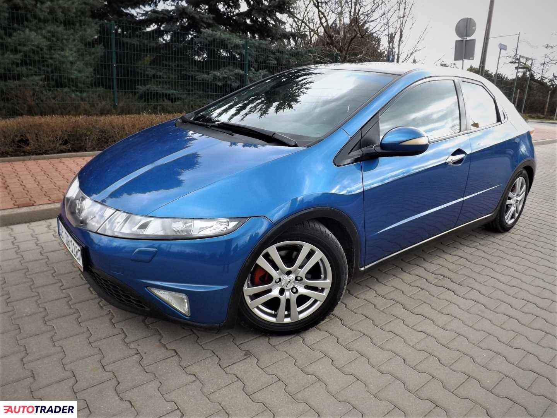 Honda Civic 2007 2.2 140 KM