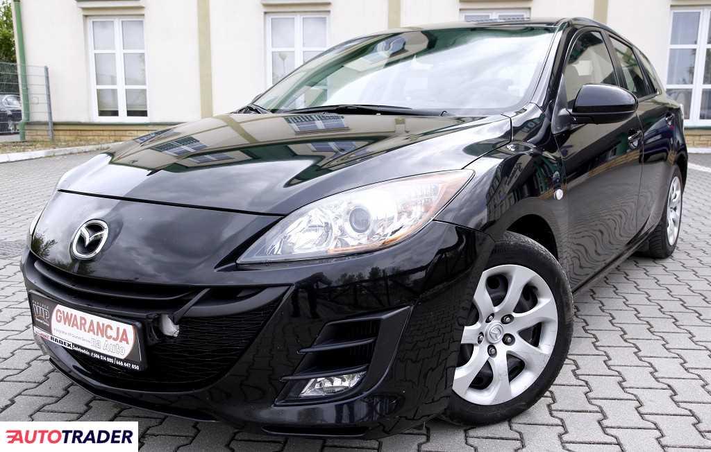 Mazda 3 2011 2.2 180 KM