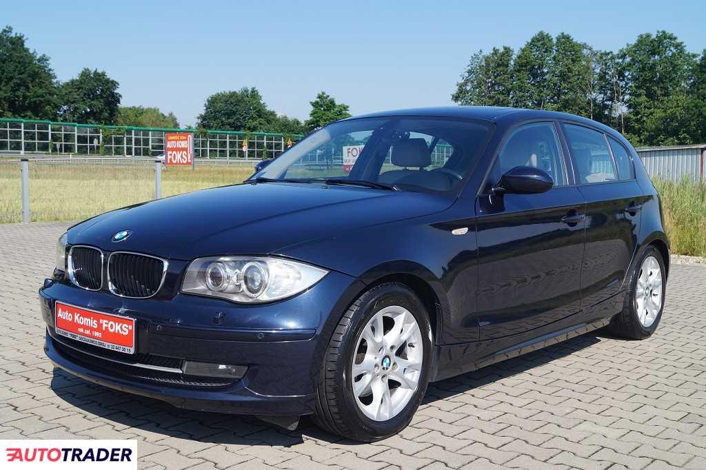 BMW 120 2007 2 177 KM