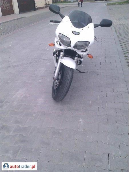 Suzuki SV 2000