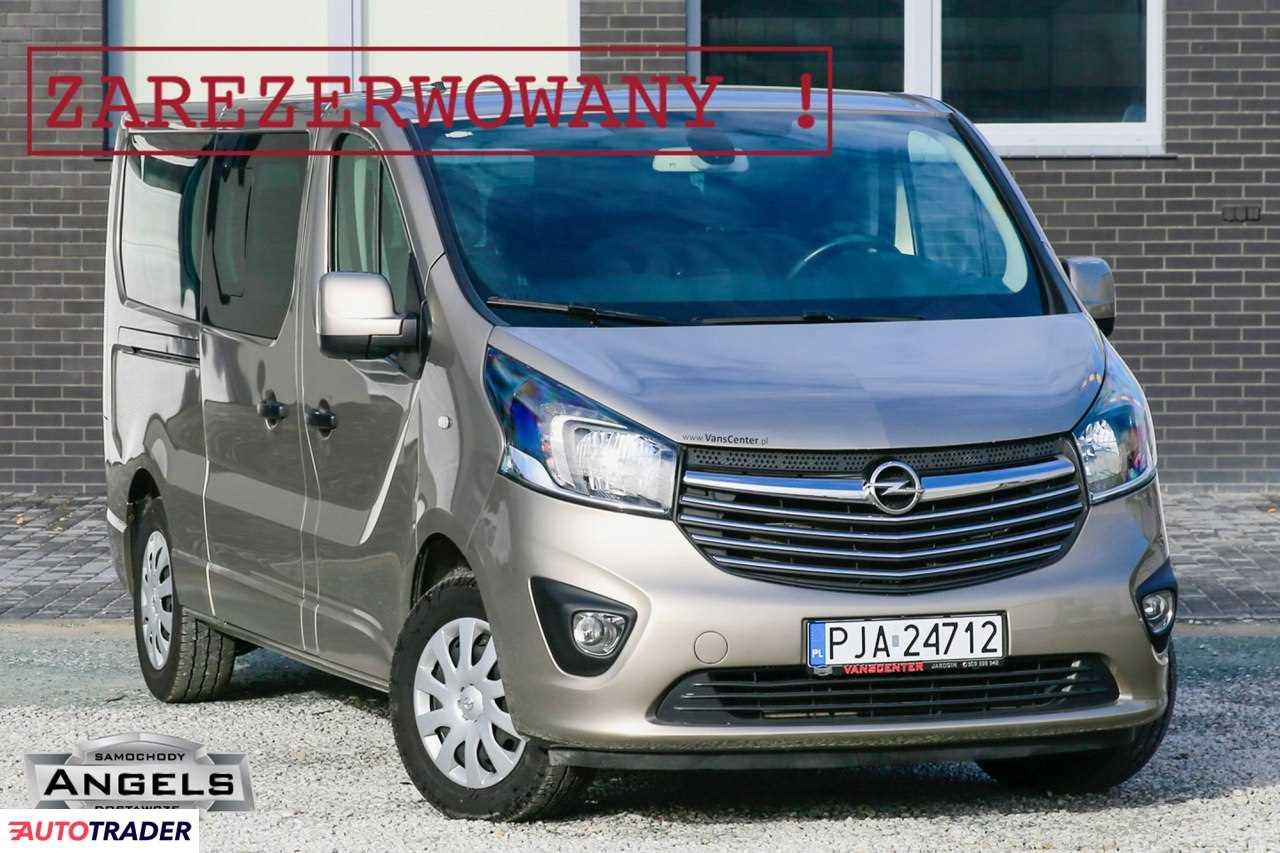 Opel Vivaro 2018 1.6