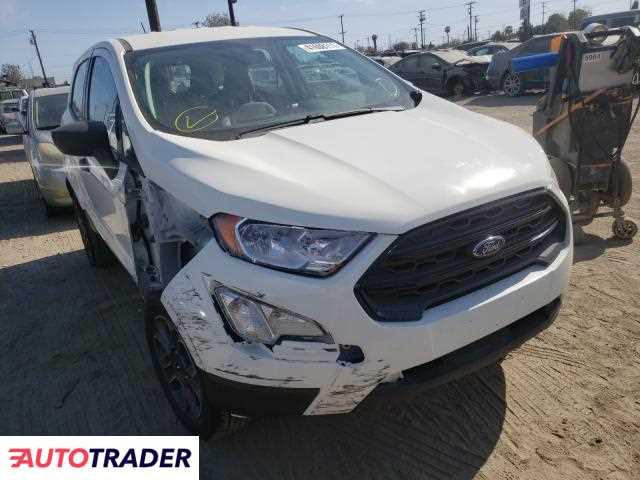Ford EcoSport 2020 2