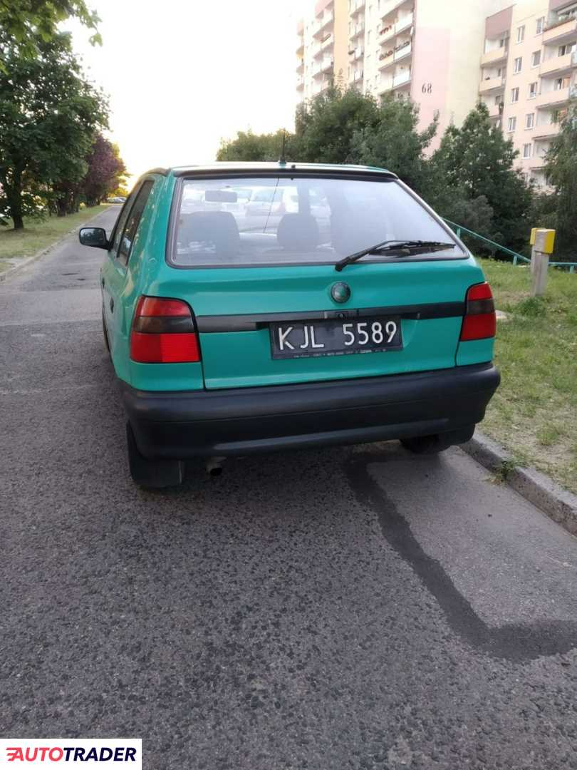Skoda Felicia 1996 1.2 68 KM