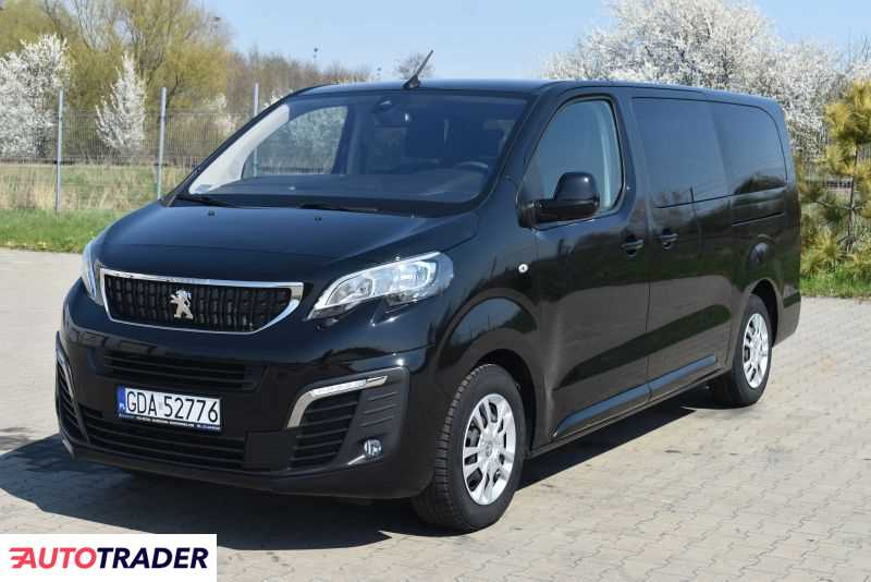 Peugeot Expert 2017 2.0 150 KM