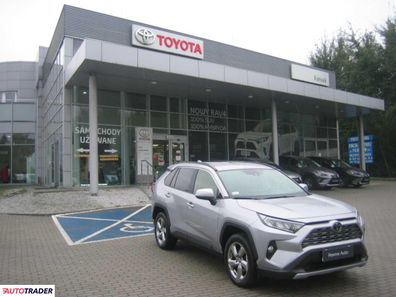 Toyota RAV 4 2020 2.0 173 KM