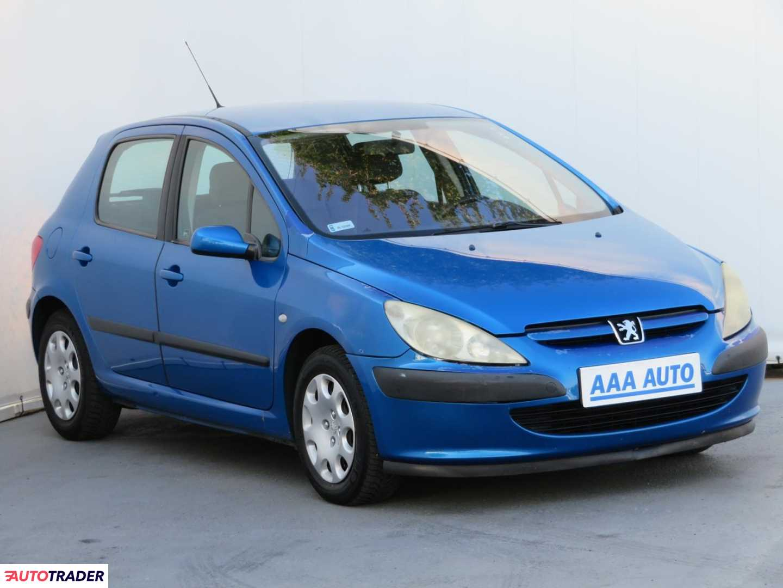 Peugeot 307 2002 1.6 107 KM