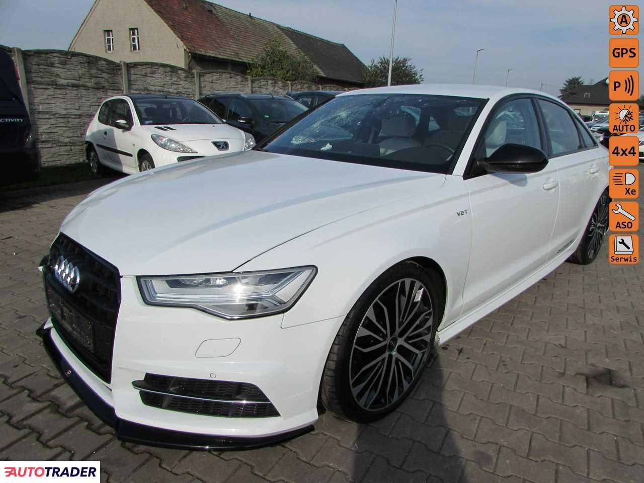 Audi A6 2018 3 326 KM