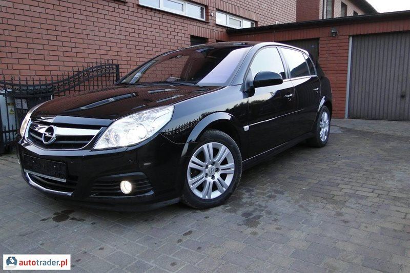 Opel Signum 2006 1.9 150 KM