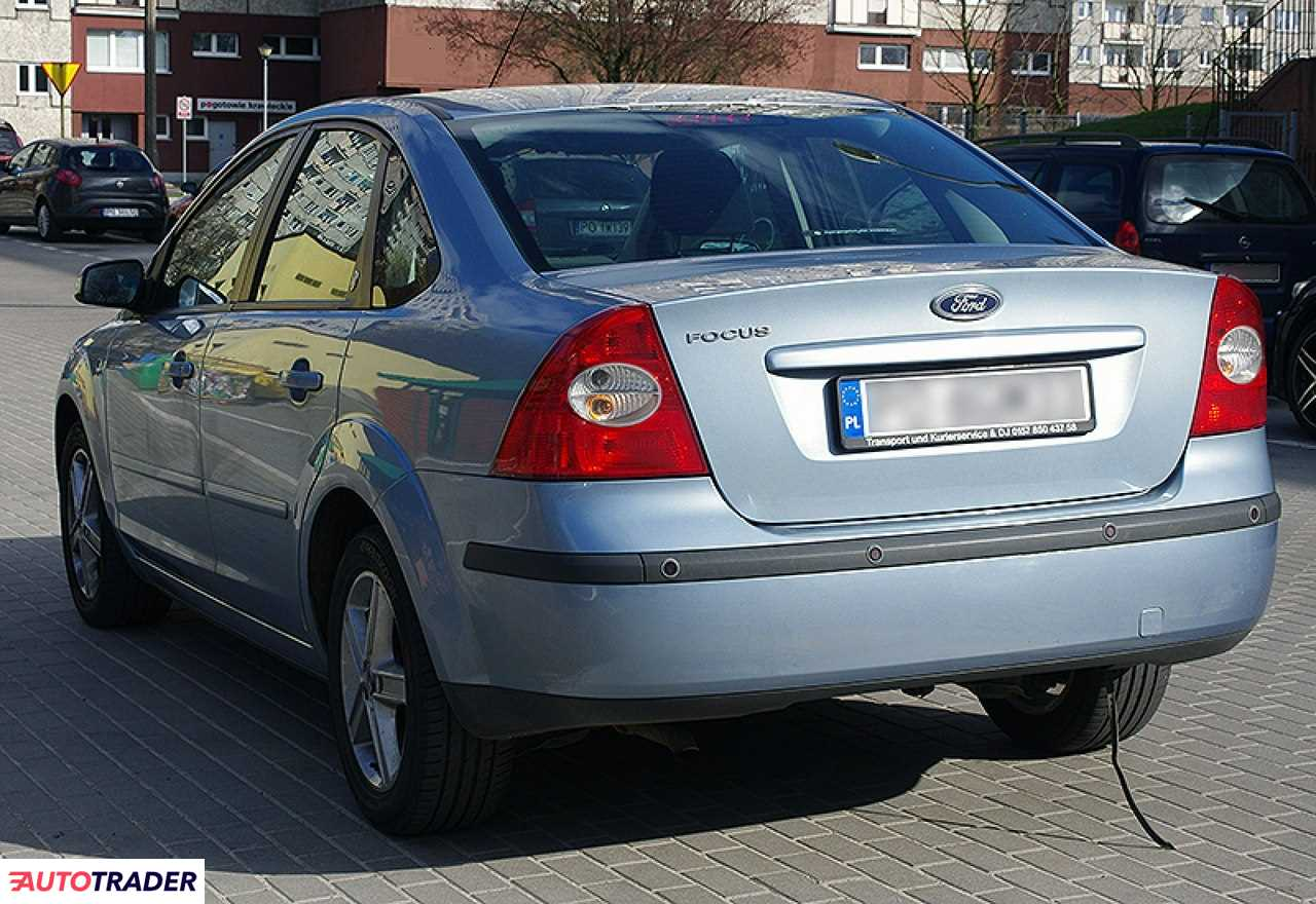Ford Focus 2006 1.6 101 KM