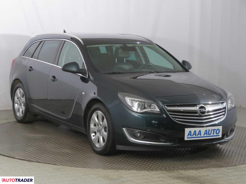 Opel Insignia 2014 2.0 138 KM
