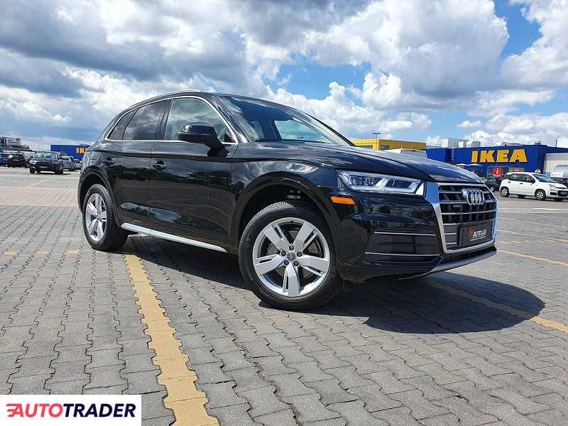 Audi Q5 2019 2.0 252 KM