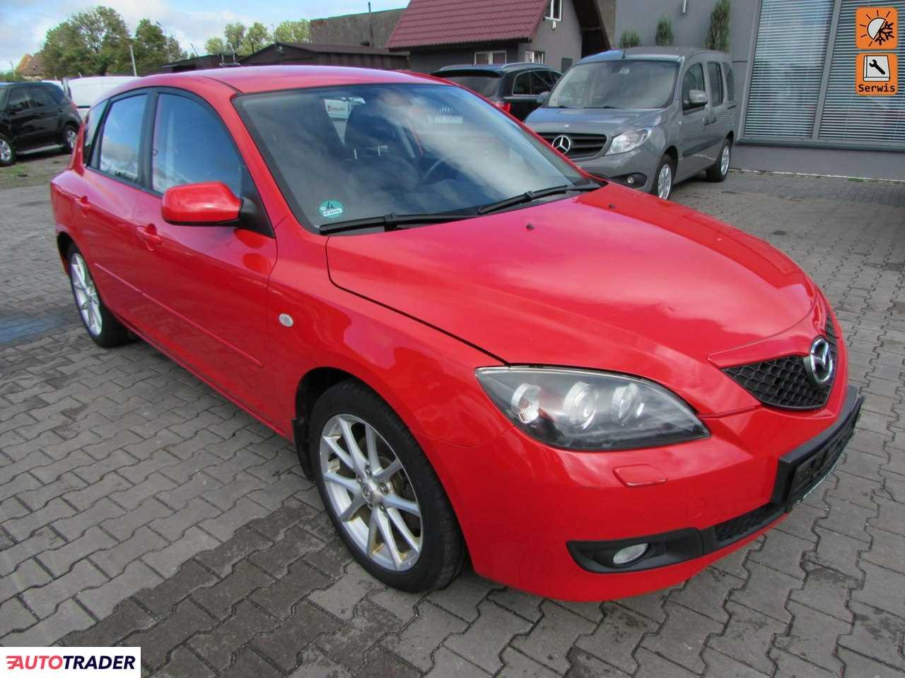 Mazda 3 2006 2 150 KM