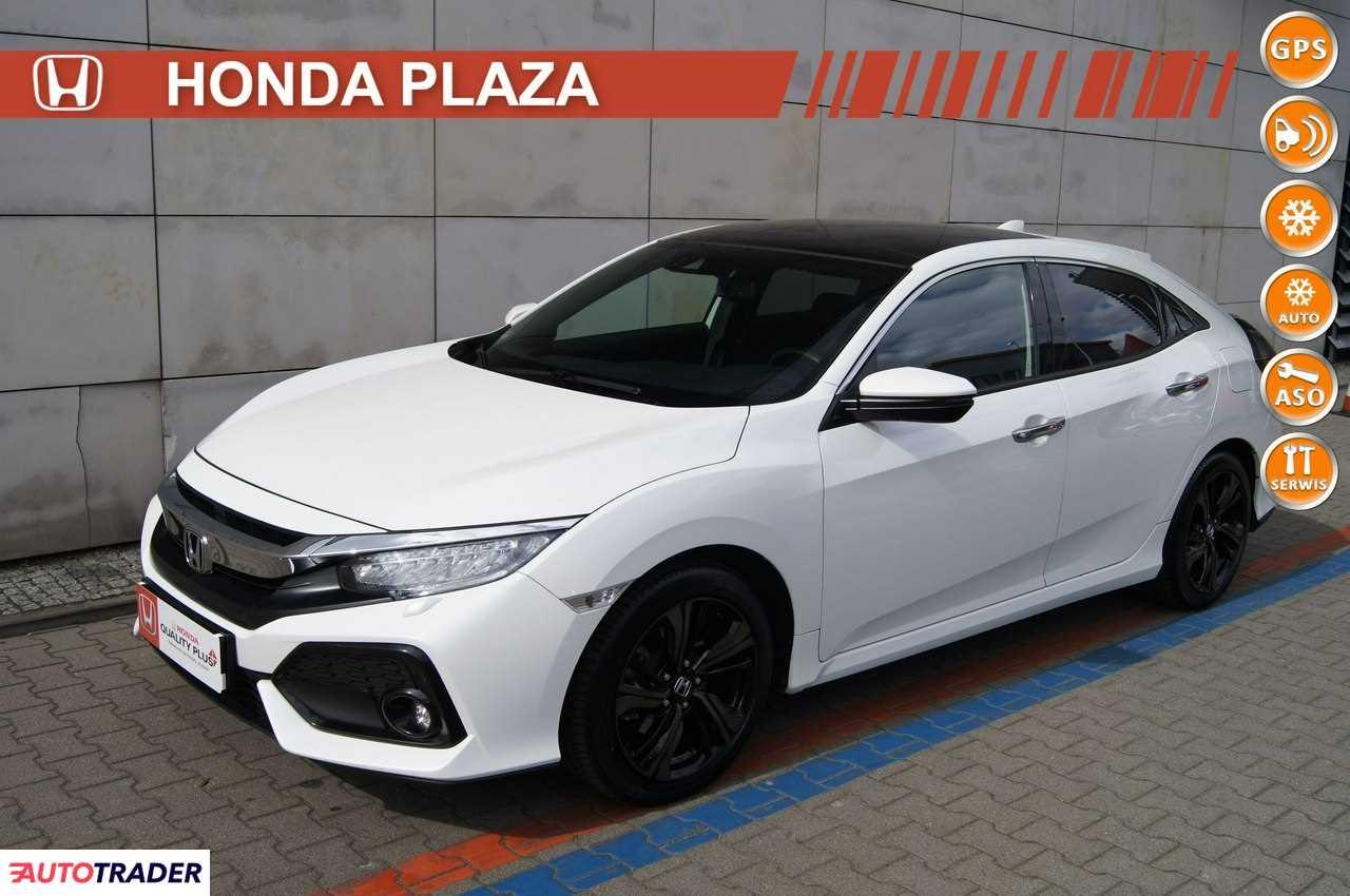 Honda Civic 2018 1.5 182 KM
