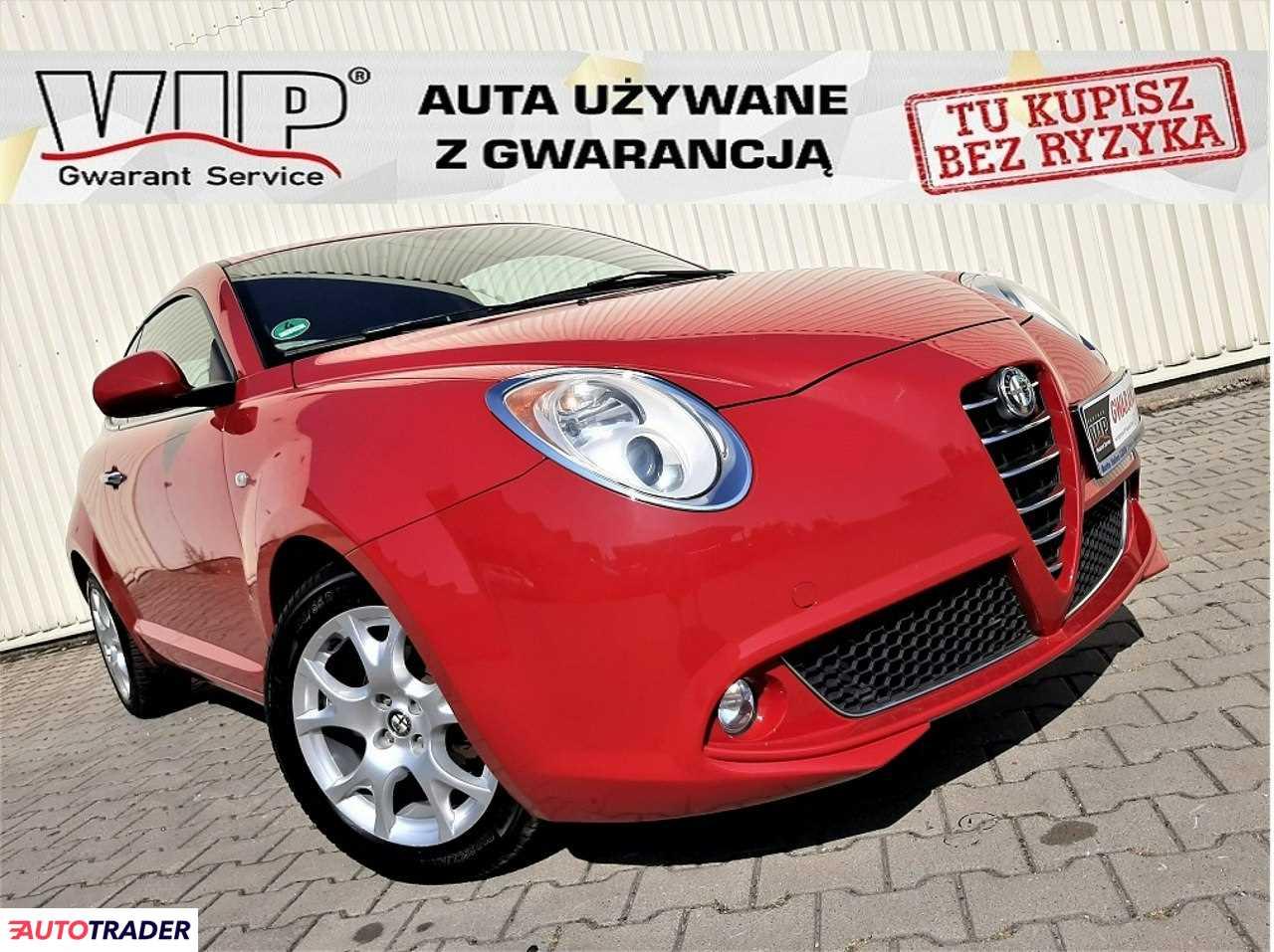 Alfa Romeo Mito 2009 1.4 95 KM
