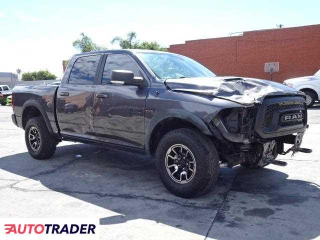 Dodge Ram 2017 5