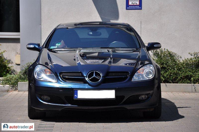Mercedes SLK 2005 3.0 231 KM
