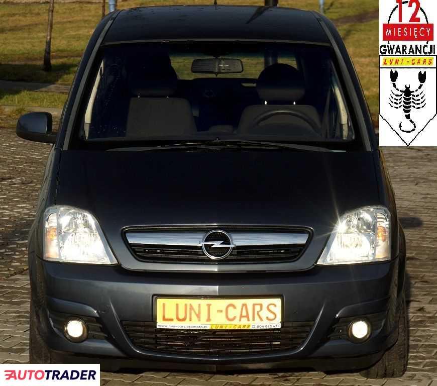 Opel Meriva 2008 1.2 75 KM