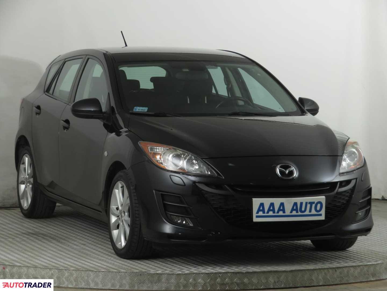 Mazda 3 2009 2.0 148 KM