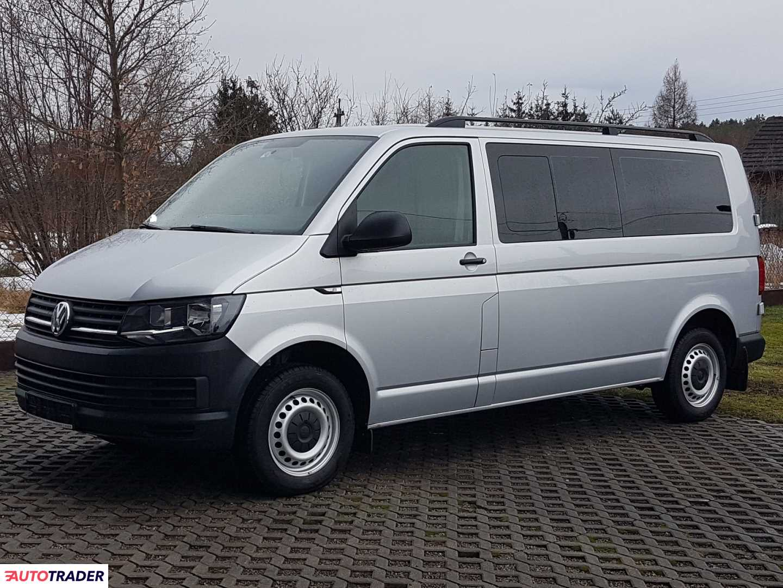 Volkswagen Transporter 2017 2.0