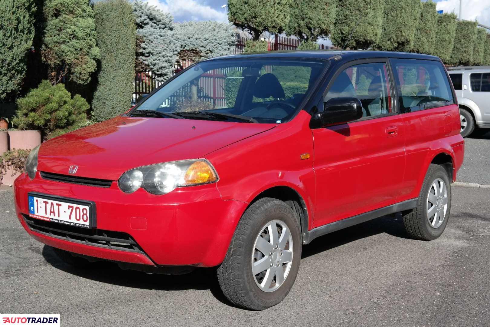 Honda HR-V 2000 1.6 105 KM