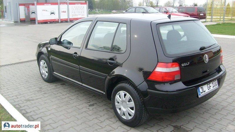 Galeria Volkswagen Golf 1.4 2003 r. 1.4 75 KM 2003r ...