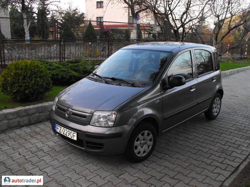 Fiat Panda 2010 1.2 70 KM