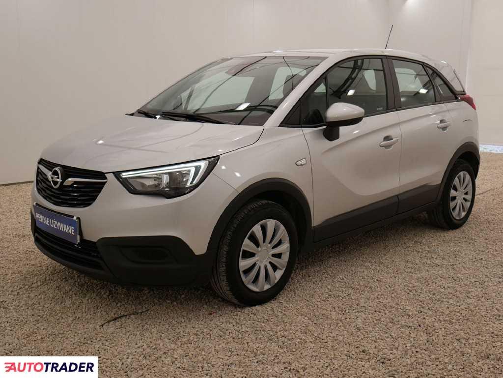 Opel Crossland X 2017 1.6 99 KM