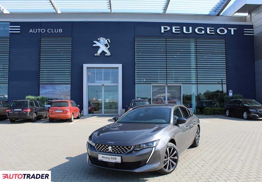 Peugeot 508 2019 2.0 160 KM