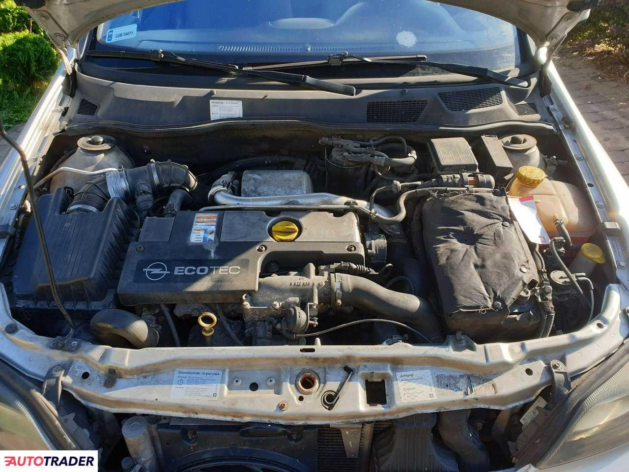 Opel Astra 2002 2.0 101 KM