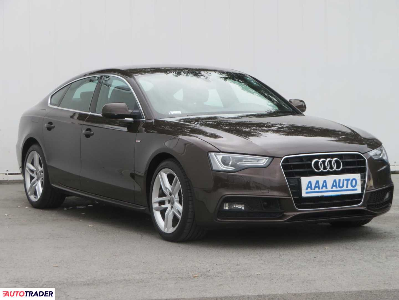Audi A5 2012 1.8 167 KM