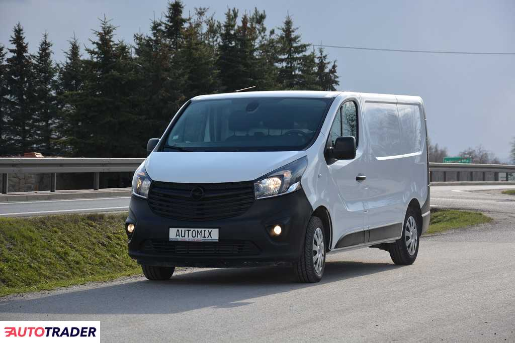 Opel Vivaro 2016 1.6