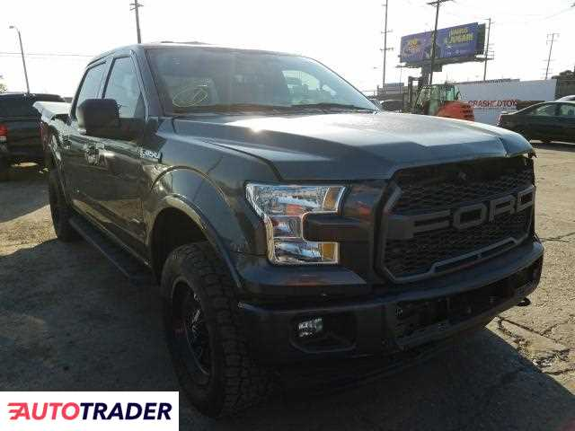 Ford F150 2017 3