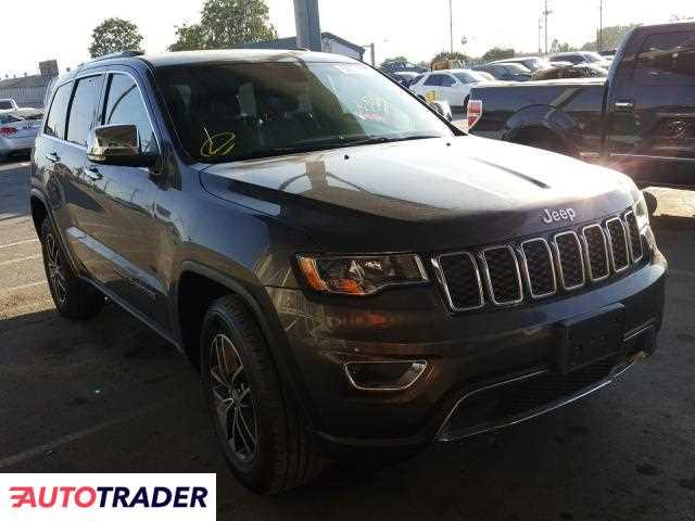 Jeep Grand Cherokee 2018 3
