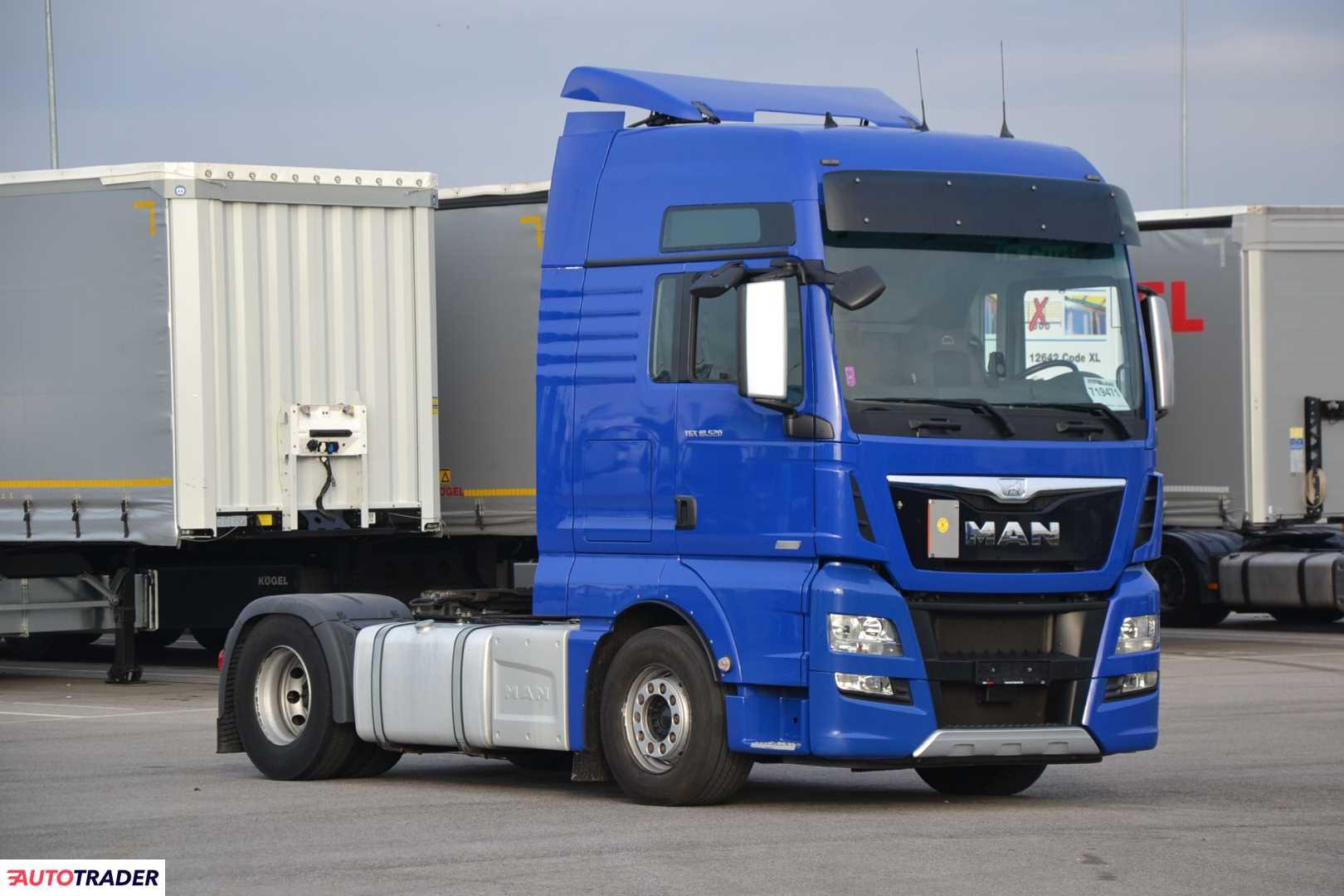 Man TGX 18.560 4x2 BLS