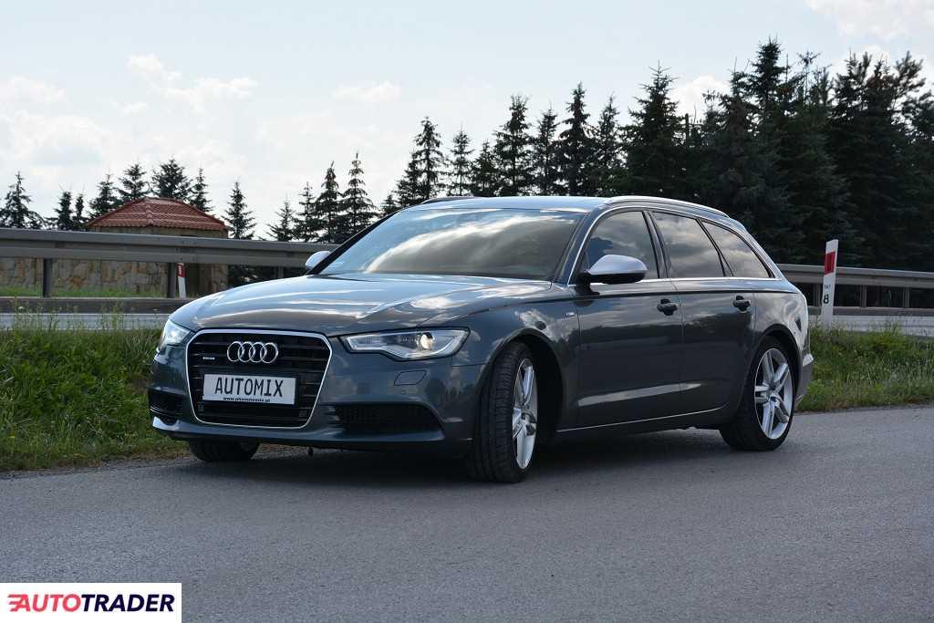 Audi A6 2012 3.0 204 KM