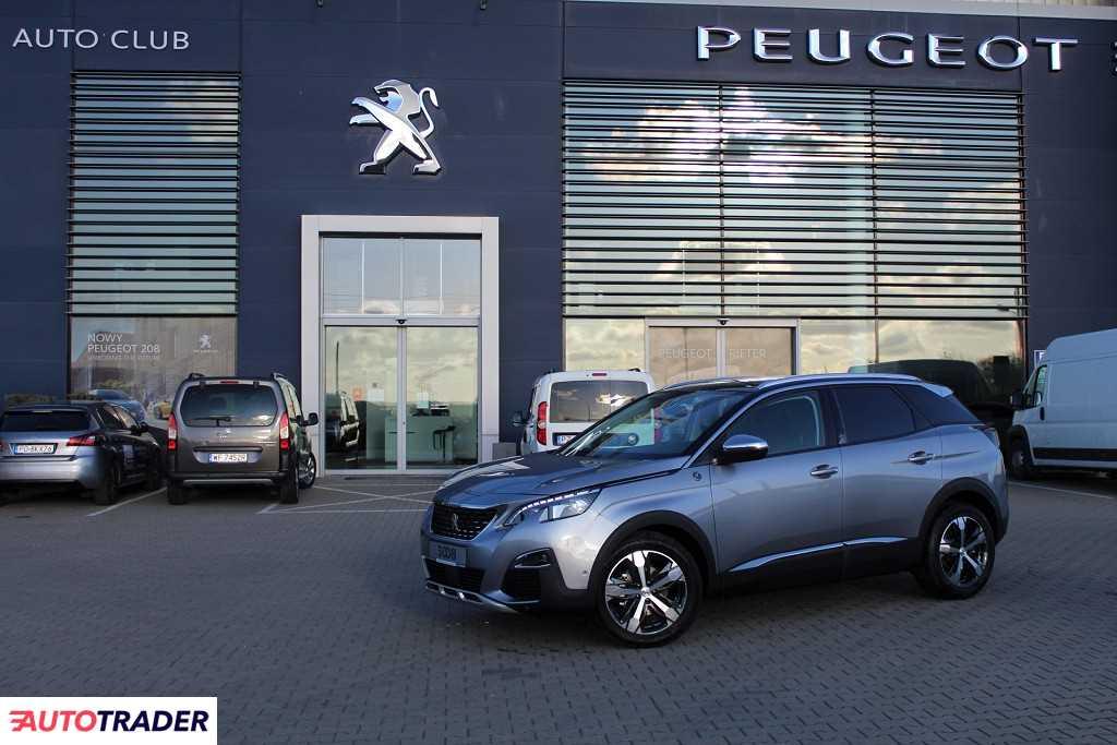 Peugeot 3008 2019 1.6 180 KM