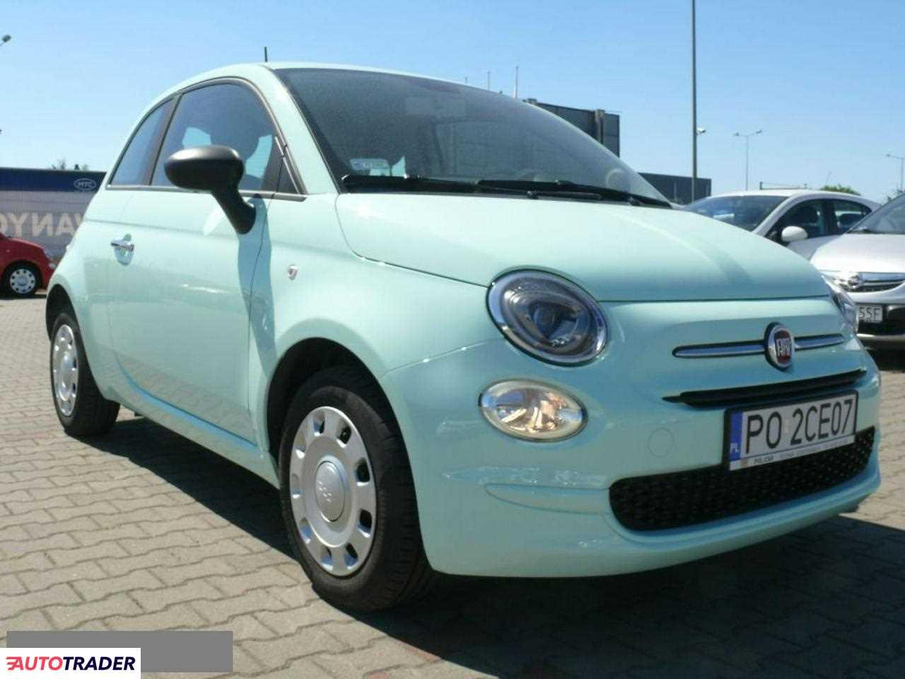 Fiat 500 2017 1.2 69 KM