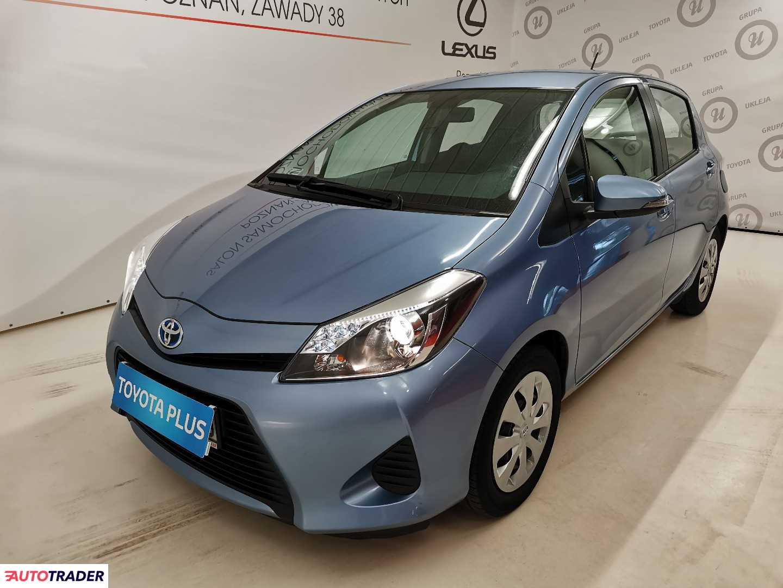 Toyota Yaris 2012 1.5 74 KM