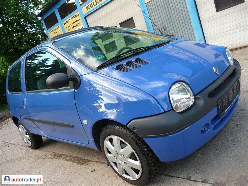 Renault Twingo 2006 1.1 58 KM