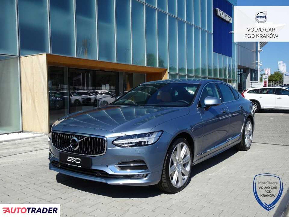 Volvo S90 2020 2.0 190 KM