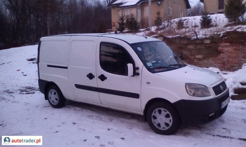 Fiat Doblo 2006 1.3 70 KM