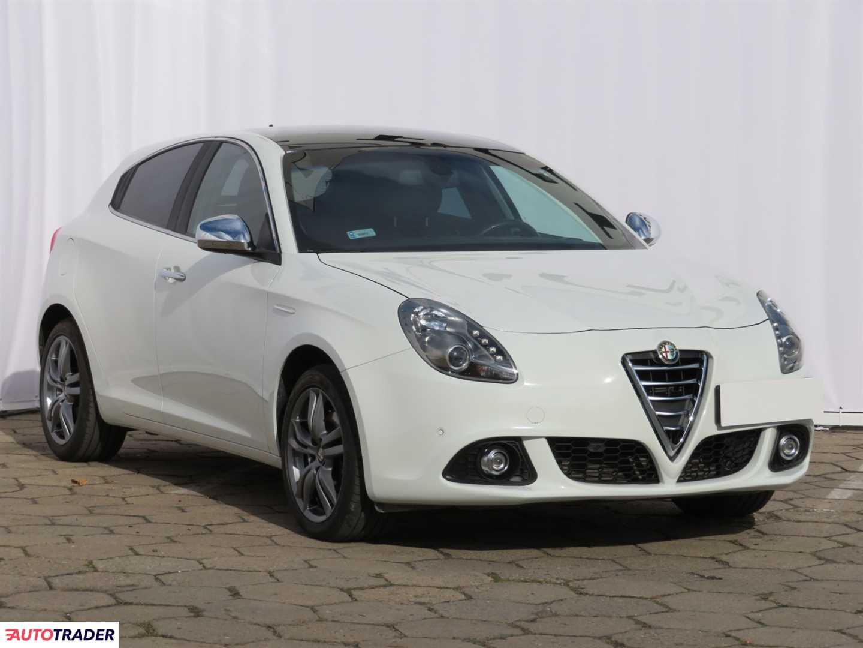 Alfa Romeo Giulietta 2014 1.4 167 KM