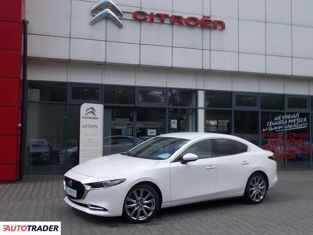 Mazda 3 2019 2.0 180 KM