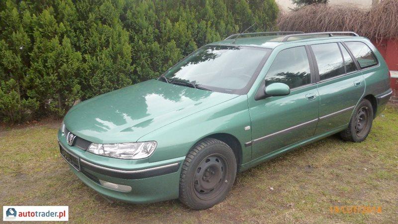 Peugeot 406 2000 1.8 90 KM