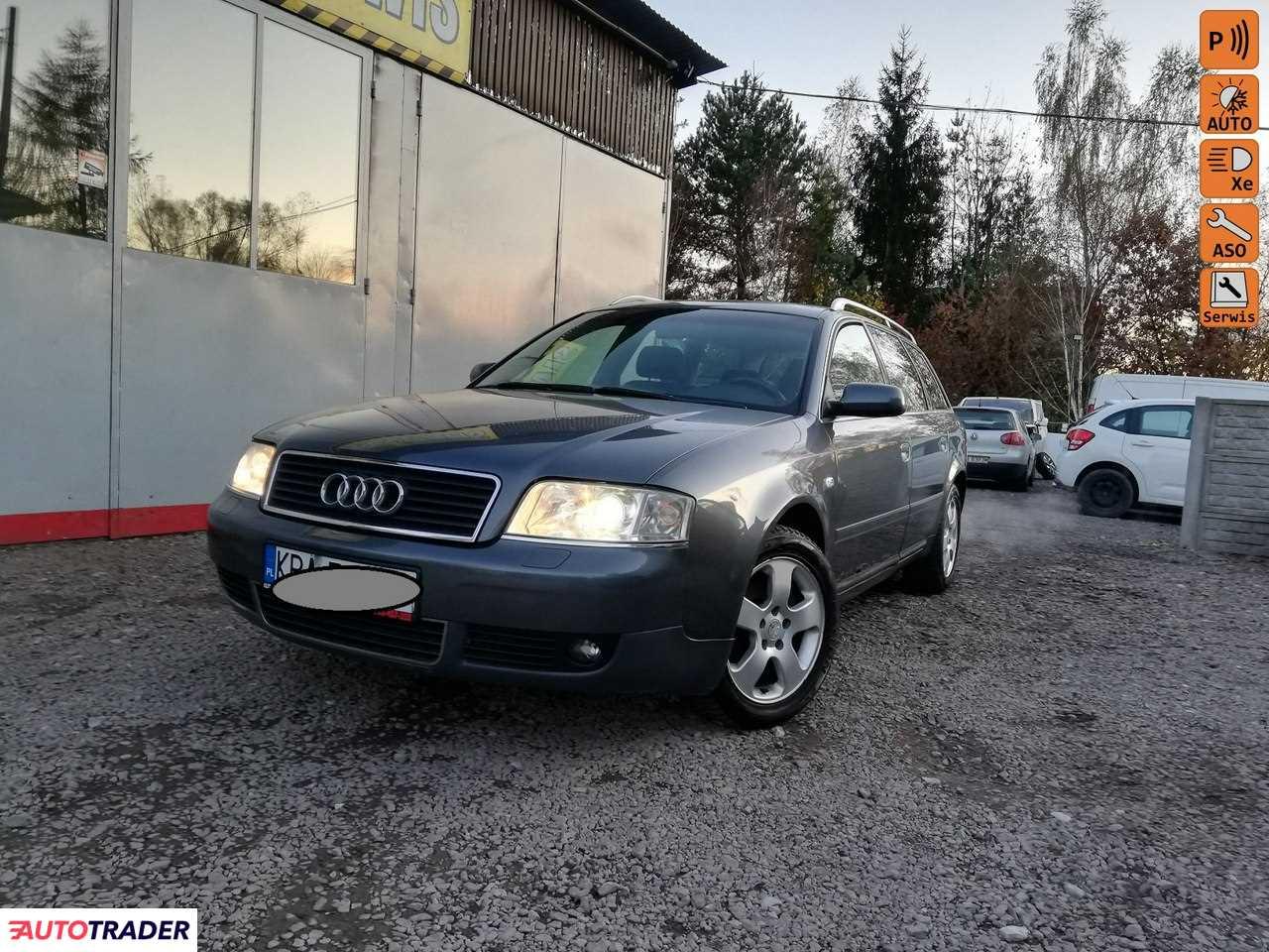 Audi A6 2002 2.0 129 KM