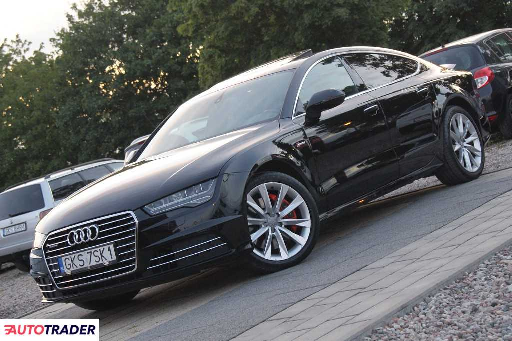 Audi A7 2016 3 333 KM