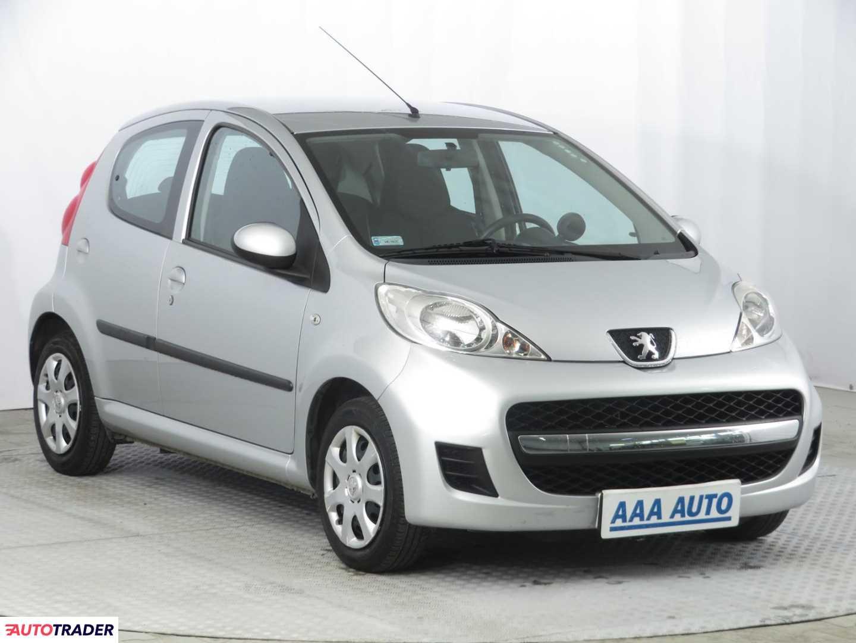 Peugeot 107 2010 1.0 67 KM