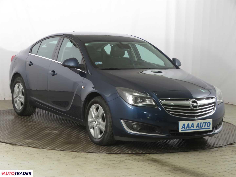 Opel Insignia 2014 1.4 138 KM