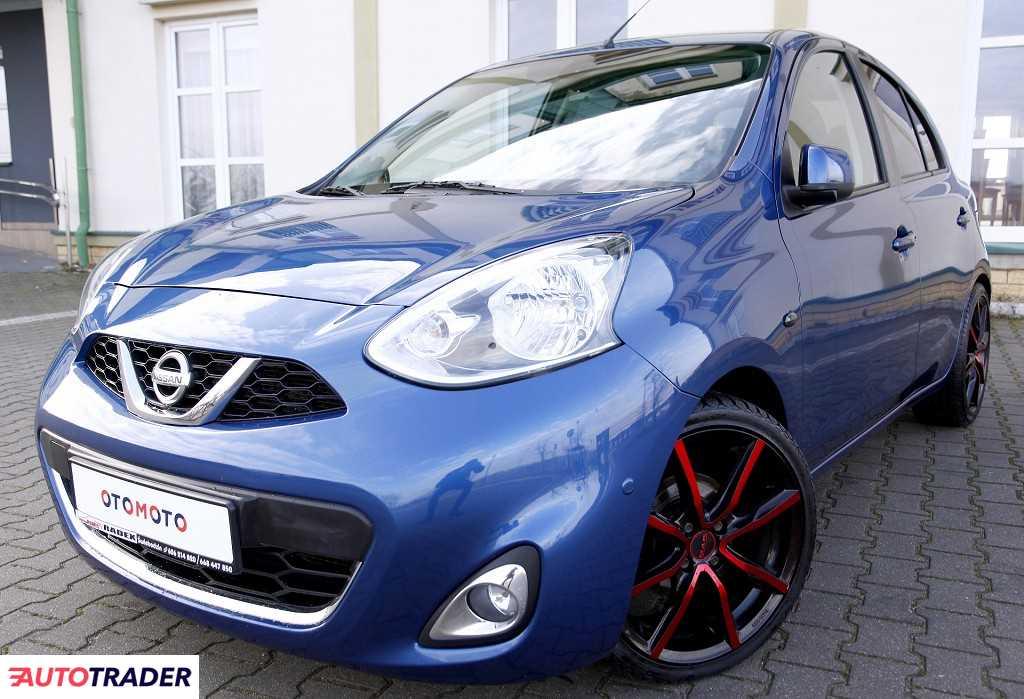 Nissan Micra 2014 1.2 80 KM
