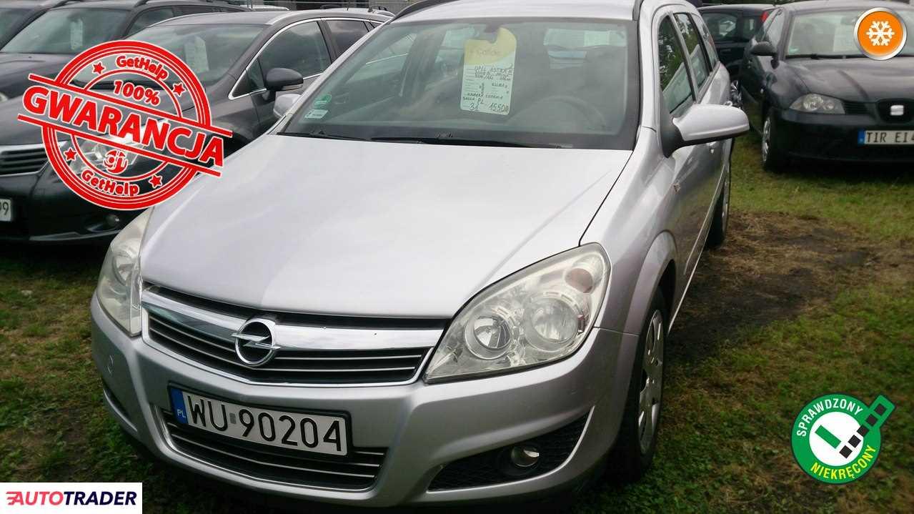 Opel Astra 2008 1.6 116 KM